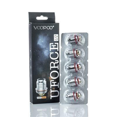 VOOPOO Coil Drag  UFORCE Tank U2/U4 (ราคาต่อ 1 ตัว)