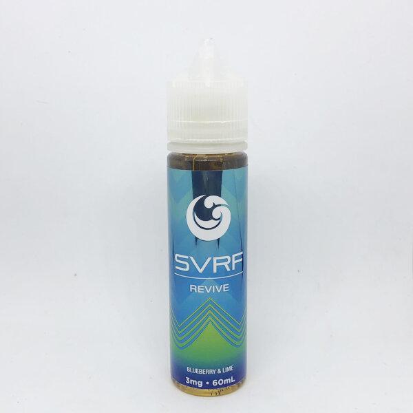 SVRF-REVIVE Blueberry & Lime Nic.3 PG30/Vg70 60 Ml.