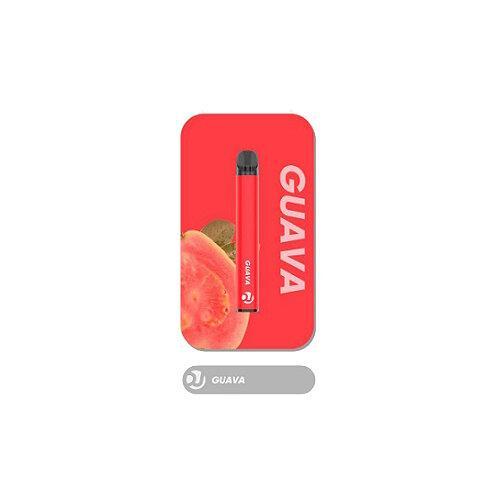 Vaplucky DJ  - Guava Disposable Nic 2% 1500Puffs