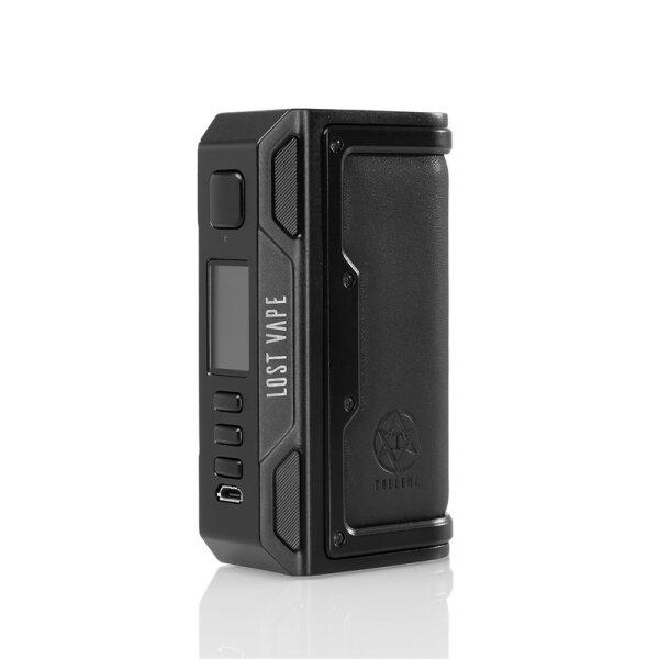 Lost Vape Thelema DNA250C Mod Color  BLACK/CALF LEATHER