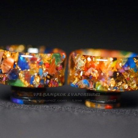 Drip Tip Resin 510 Mix Color