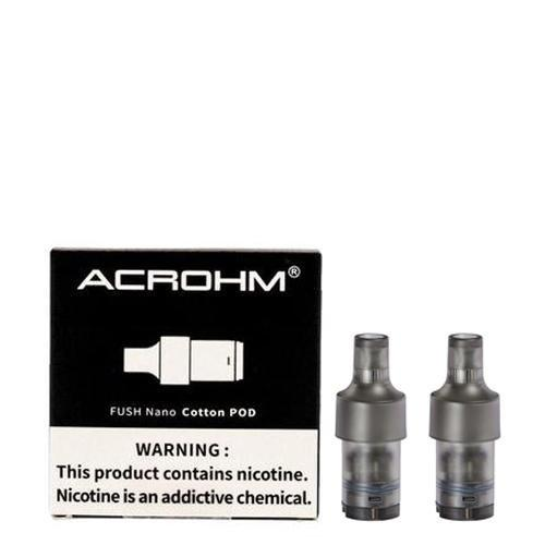 Acrohm Fush Nano Replacement Pod (ราคาต่อ 1 ตัว)