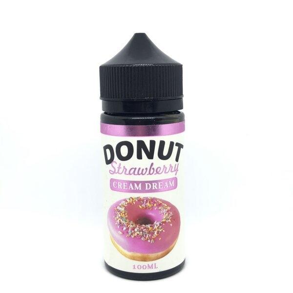 Donut Strawberry Cream Dream Nic.3 PG50/VG50 100 Ml
