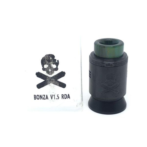 Vandy Vape Bonza V1.5 RDA 24mm. Clone Color Black