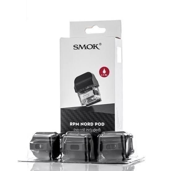 Pod เปล่า Smok RPM Nord Pod  (ราคาต่อ 1 หัว)