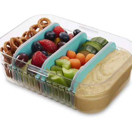Mod Lunch Bento - Gray