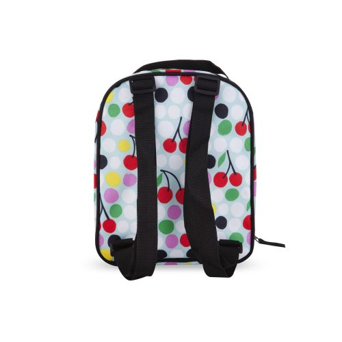 Small Backpack - Cherry