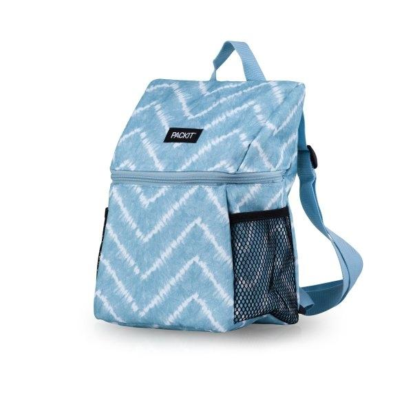 Backpack Cooler - Aqua Tie Dye