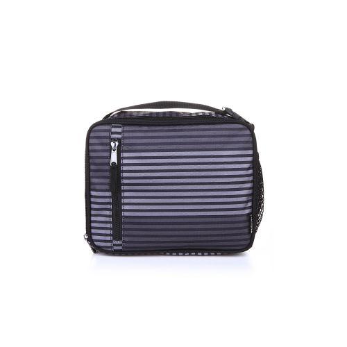 Box Cooler - Gray Stripe