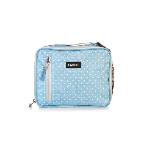 Box Cooler - Chambray Dot