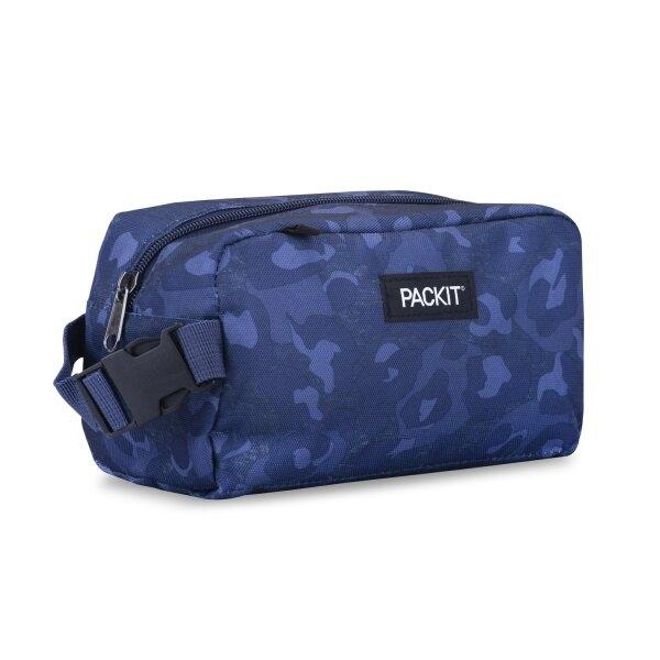กระเป๋าเก็บความเย็น Mini Box Cooler - Heather Leopard Navy