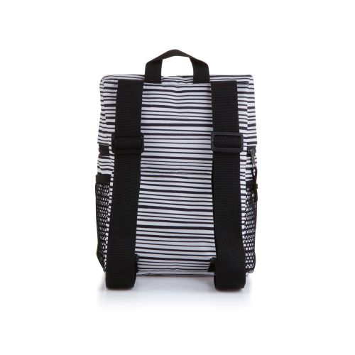 Backpack Cooler - Wobbly Stripes