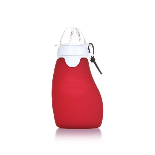 Squeeze 4 OZ SpillProof - RED