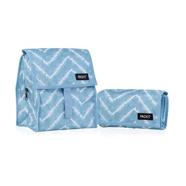 กระเป๋าเก็บความเย็น Personal Plus Cooler - Aqua Tie Dye