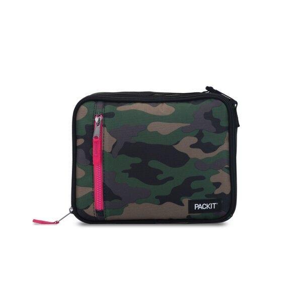 กระเป๋าเก็บความเย็น Box Cooler - Camo Hot Pink Trim
