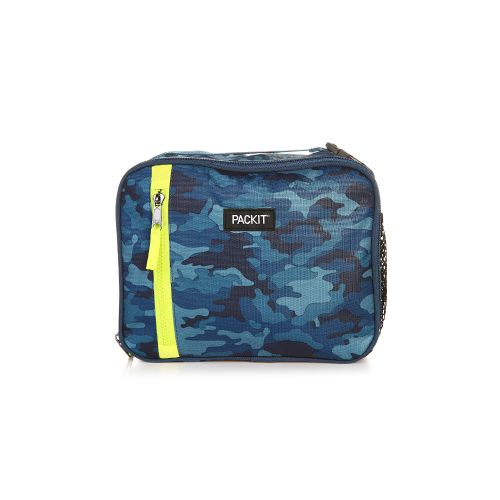 Box Cooler - Blue Camo