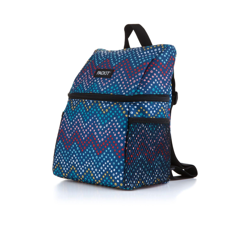 Backpack Cooler - Dottie Chevron