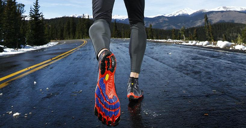 MINIMALIST RUNNING TECHNIQUE(เทคนิคการวิ่งรองเท้ามินิมัลล์)