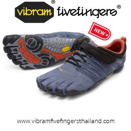 V-Train : Men : Indigo / Black / Blue : Size 40-45
