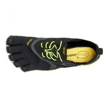V-Run : Men : Black / Yellow : Size 40 - 44
