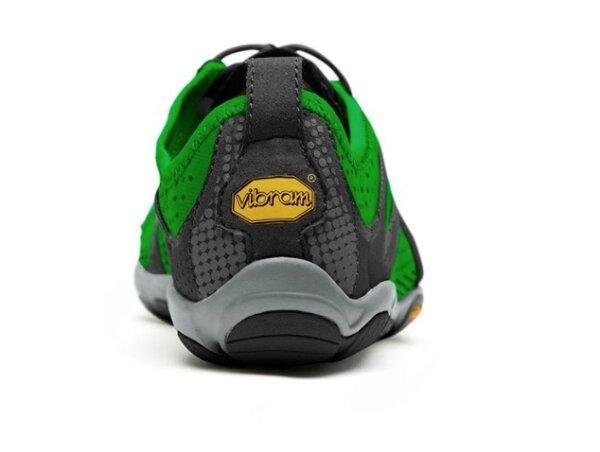 V-Run : Men : Green Black : Size 40-45