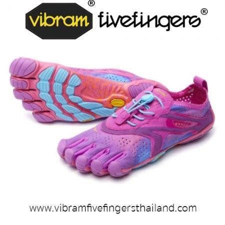 V-Run : Women : Purple / Blue : Size 36 - 40
