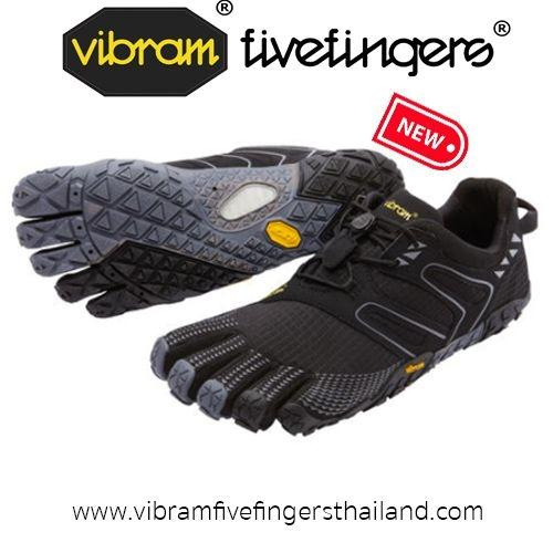 V-Trail : Women : Black / Grey : Size 36-40