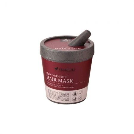 Silicone-Free Hair Mask Anti-Damage Formula Pomegranate & Blue Trumpet Vine 200g