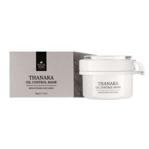 Thanaka Oil Control Mask 60g Reunrom
