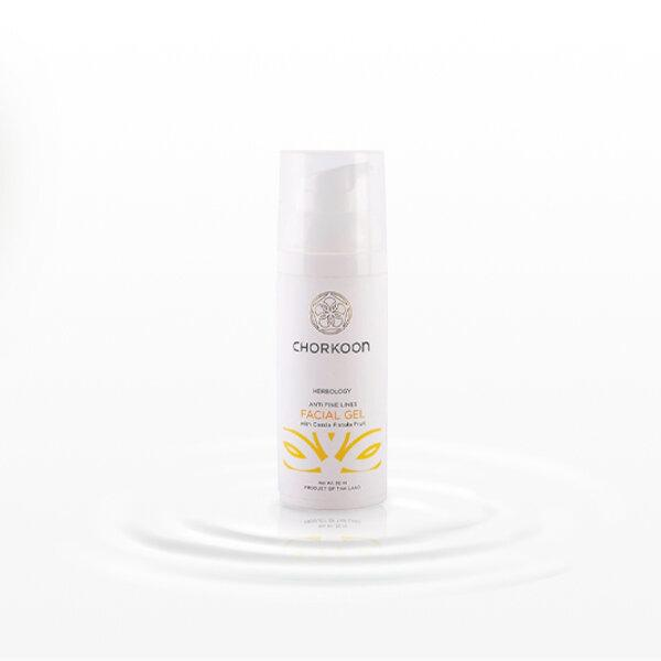 CHORKOON sensitive cleansing gel 50ml. เจลล้างหน้าช่อคูนเซนซิทีฟเคลซิ่งเจล 50มล.