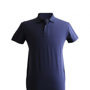 Polo T-shirt: Navy Blue