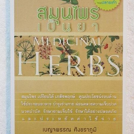 สมุนไพร เป็นยา Medicinal Herbs