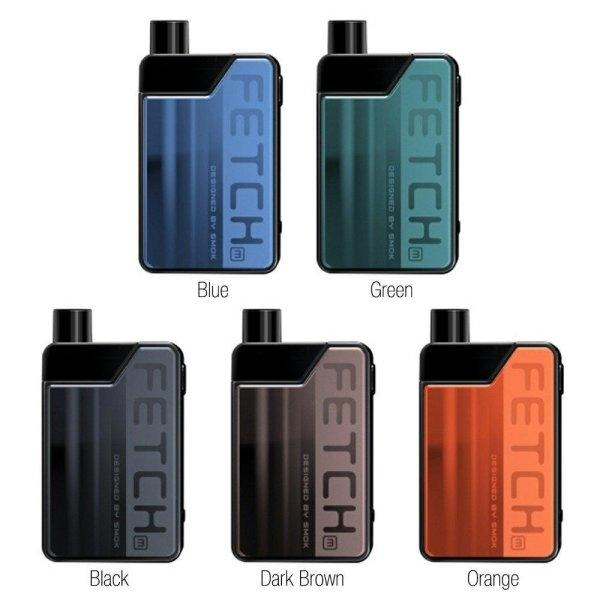 SMOK Fetch Mini 40w Pod System Kit 1200mAh แท้