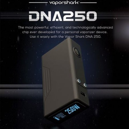 Vaporshark DNA 250 Box Mod (US Imported)