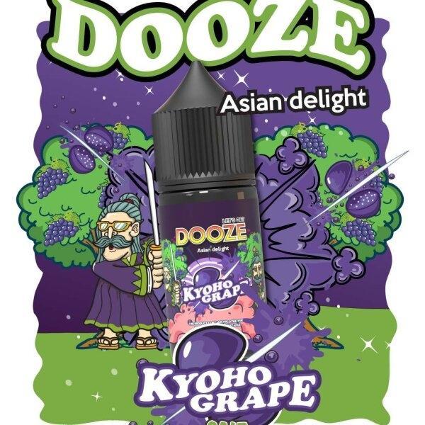 Dooze Salt Nic - Dooze Kyoho grape องุ่นเคียวโฮ 30Ml 30mg