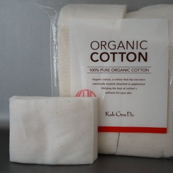 สำลีแบ่ง Koh Gen Do Japanese Organic Cotton