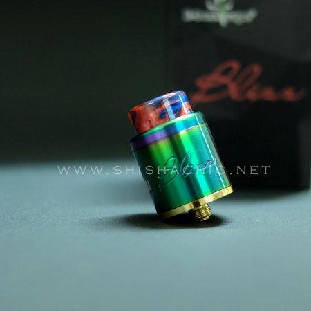 Blizz ฺBF RDA by E-Boss Vape (Resin Driptip ดิปทิปสุ่มสี) แท้