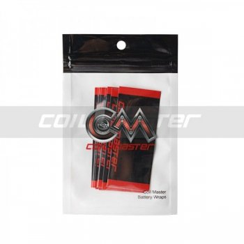 PVC 18650 Battery Wraps ปลอกถ่าน Coil Master