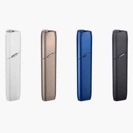 iQOS 3 Multi (Japan) บุหรี่ไฮบริด สูบต่อเนื่อง10มวน/ชาร์ต (ไม่รวมHeatStick)