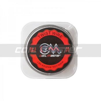 Coil Master Twist Wire 15ft