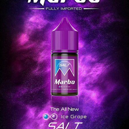 Marboro Ice Grape - องุ่นเย็น 30Ml 30/50mg ***ฝาซึมทุกขวด***