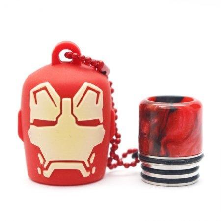 Driptip810 ดริปทิป Iron Man Resin เรซิ่น สำหรับGoon และ อื่นๆ
