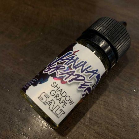 Wanna Grape Salt - Shadow Grape องุ่น 30ml 30mg