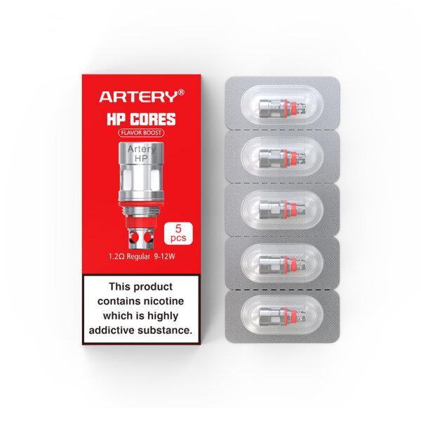 Pod/Coil สำหรับ Artery AK47  (HP 1.2ohm Regular coil) แท้ ราคาต่อตัว/ต่อกล่อง