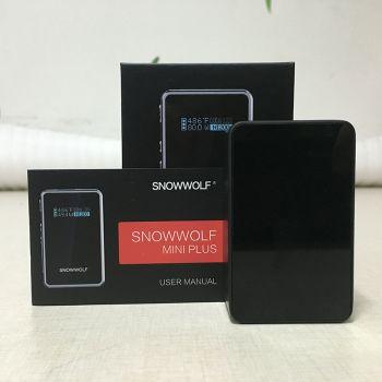 Snowwolf Mini Plus 80W แบตฯในตัว 3000mah