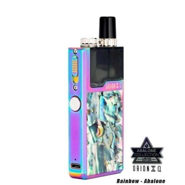 Lost Vape Orion Q Pod Kit สี Rainbow Abalone รุ้ง พร้อมใช้