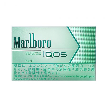 IQOS Heatsticks - Marlboro Mint  แบบซอง