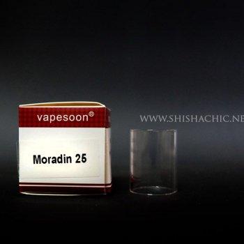 Glass tube แท้งค์แก้ว สำหรับอะตอมของ Moradin25
