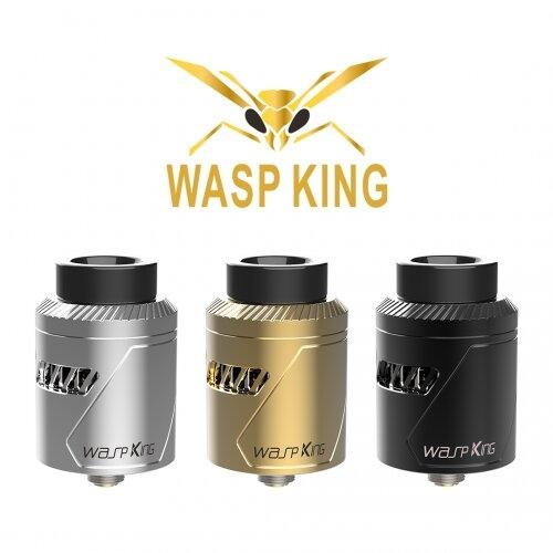 Wasp King RDA by Oumier แท้ 24มิล มี BF Pin