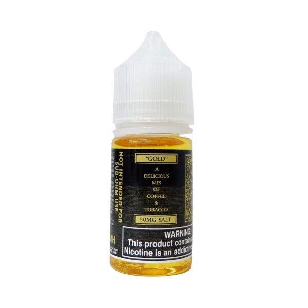 Watson Salt - Gold (Coffee Tobacco) 30ML 30mg/50mg USA
